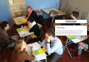 Processus créatif - Rencontres usagers potentiels