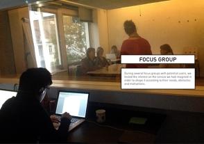 Processus créatif - Focus group