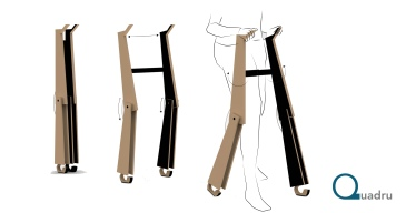 Etude posturale / Posture study