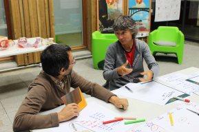 Workshop de prototypage avec les parties prenantes
