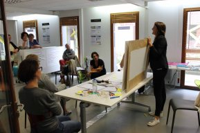 Workshop de prototypage avec les parties prenantes